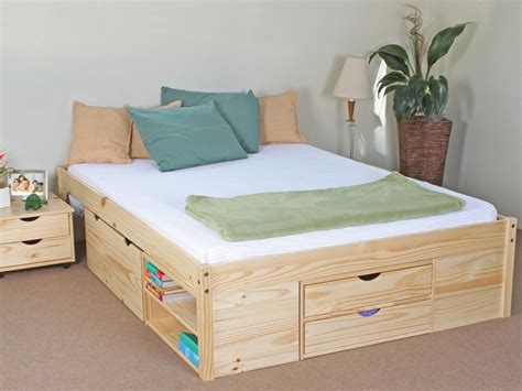 letti in legno ikea letto moderno una piazza e mezza in legno theo con