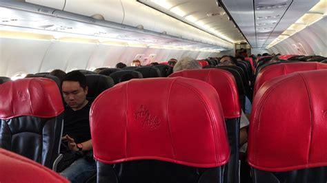 airasia hot seat air asia a320 hot seats bangkok to chiang rai 4k youtube