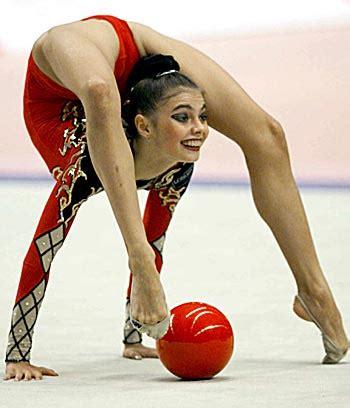 Russian Gymnast Wardrobe by Hump Day Hottie Alina Kabaeva