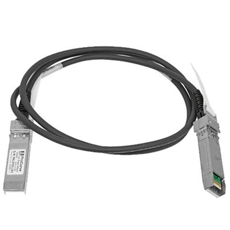 10 gigabit cable hp x242 j9281b 1m sfp to sfp 10 gigabit ethernet