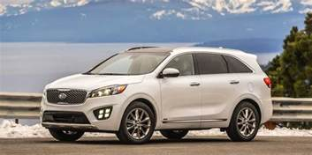 2017 kia sorento vehicles on display chicago auto show