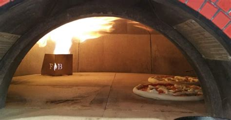 gas fired pizza oven commercial gas oven forno bravo