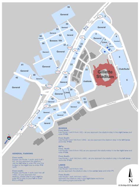 Gillette Stadium Floor Plan by New England Patriots Tickets Bostoncompare Com