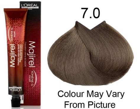 l oreal professional majirel mix copper permanent hair color 50ml hair and supplier l oreal professional majirel 7 0 7nn permanent hair color 50ml hair and supplier