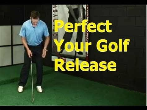 golf swing release drill lag doctor lessons youtube