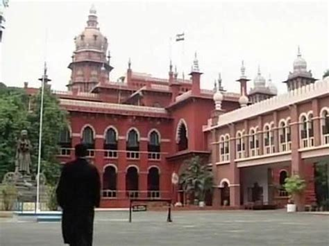 madurai bench of madras high court non vegetarian food served in madras high court canteens for first time