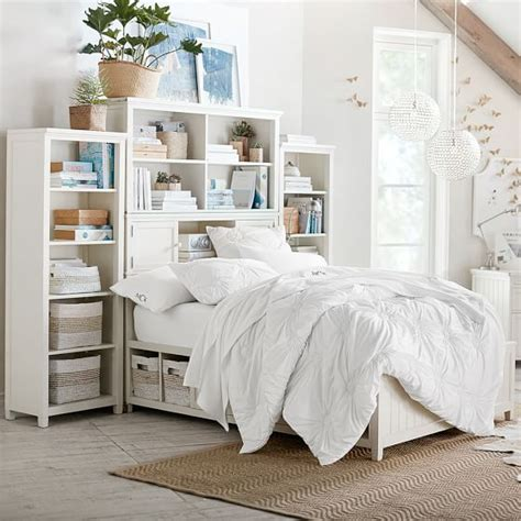 beadboard bedroom furniture beadboard set bed set pbteen