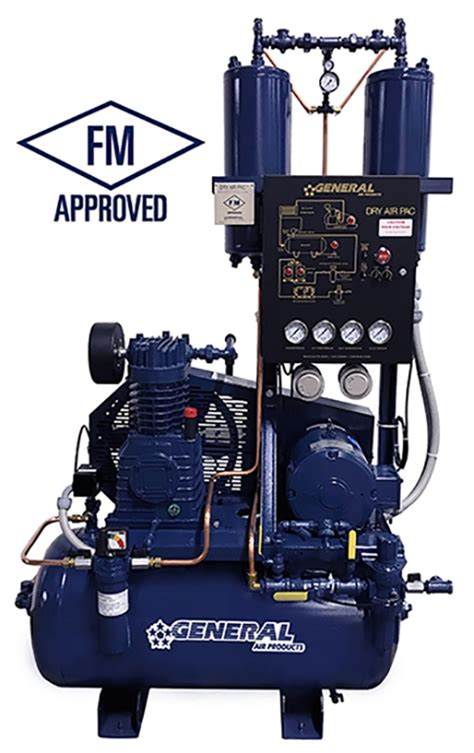 air compressors for pipe pre sprinkler systems general air products