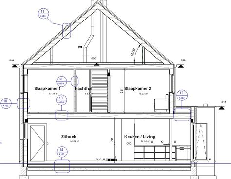 Revit Section by Revitcity Call Outs In Revit