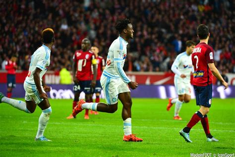 Calendrier Ligue 1 Lille Marseille Photos Om L1 Matchs Losc 1 2 Om