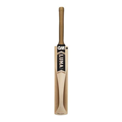 gm cricket bat english luna  standard size buy gm