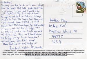 postcard mackislandgal