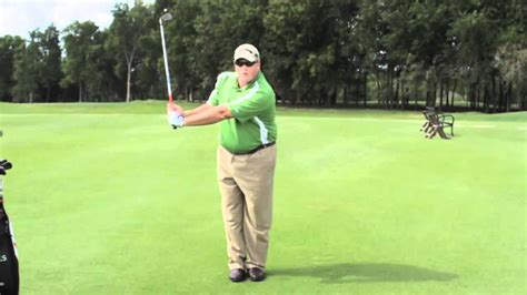 golf swing topping the ball golf drill video how to stop topping the ball l to l