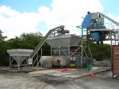impianti di betonaggio mobili impianti di betonaggio mobili a montaggio rapido compact