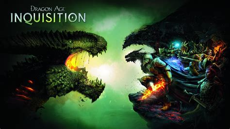 dragon age inquisition game wallpapers hd wallpapers