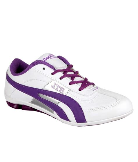 purple sport shoes hitcolus white purple sport shoes price in india buy