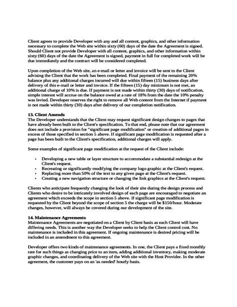 website design proposal document website design proposal free download