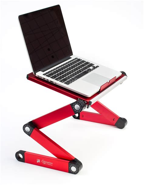 adjustable laptop desk stand executive office solutions portable adjustable aluminum