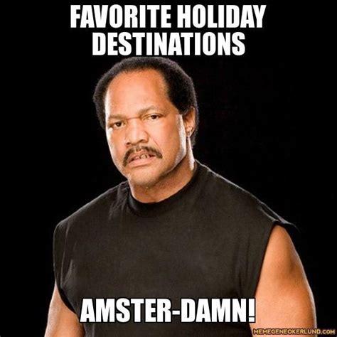 Ron Simmons Damn Meme - best 25 wrestling memes ideas on pinterest wwe t wwe
