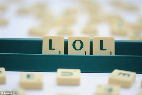 are slang words allowed in scrabble scrabble dictionary expands to include text speak and