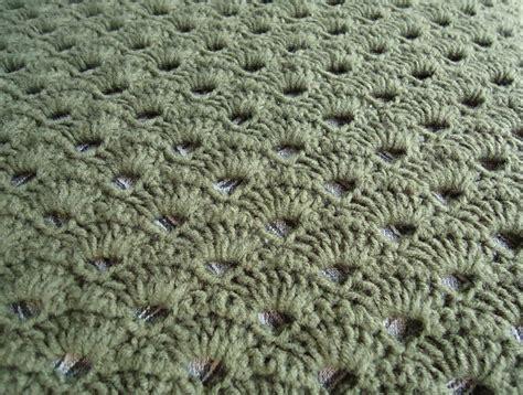 Free Stitching crochet shell stitch pattern 171 patterns