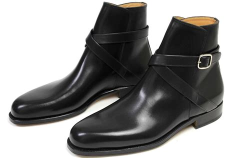 Handmade Boot - handmade monk ankle boot ankle boots