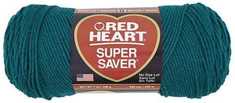 Saver Yarn Warna Real Teal 656 ravelry saver solids