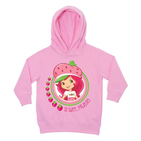 Hoodie Strawberry strawberry shortcake apparel clothes t shirts