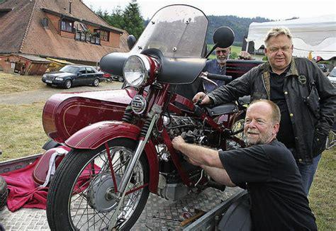Mobile Nimbus Motorrad by Gutach Im Breisgau Motorr 228 Der Mit Kultstatus Badische