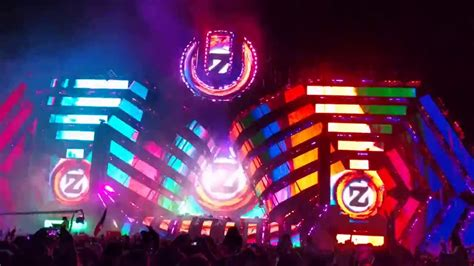 zedd in miami zedd one more time ultra miami 2016 youtube