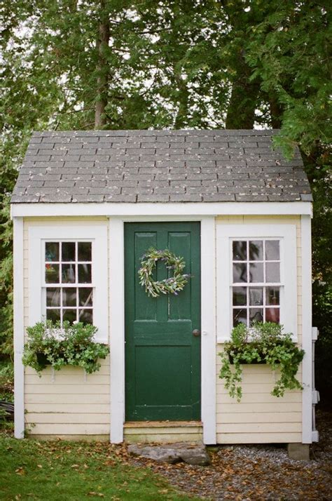 ideas  style  garden shed