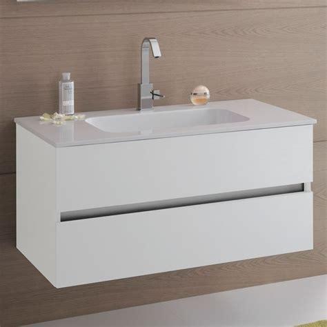 mobili bagno 2 lavabi mobile bagno con base con 2 cassetti e top bianco con lavabo