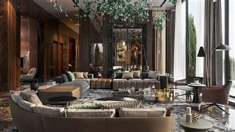 luxury modern moroccan interior design
