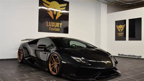 lamborghini huracan custom dmc lamborghini huracan on vossen wheels by luxury custom