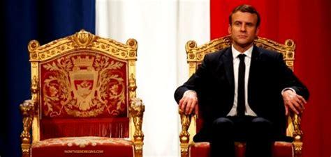 emmanuel macron jupiter emmanuel bonaparte macron declares he will govern like