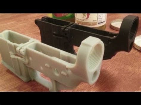 Make 3d Creatures From Your Printer by Can A 3d Printer Make Guns