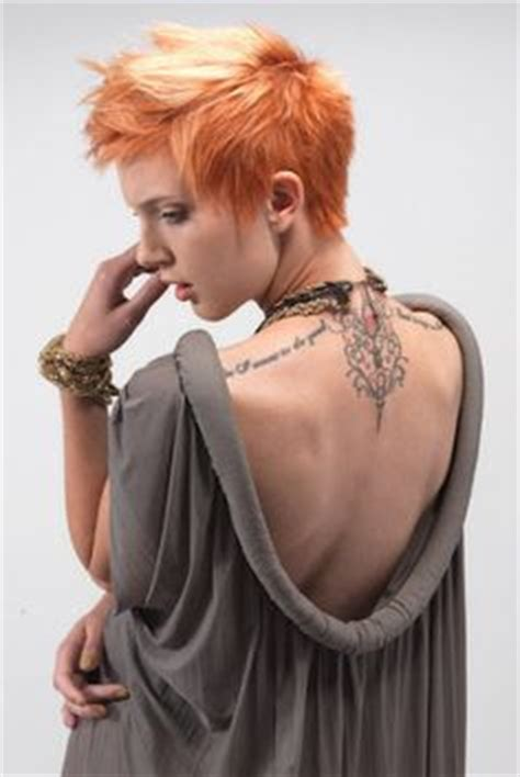 toni and guy color styles short hair on pinterest funky hair short haircuts and
