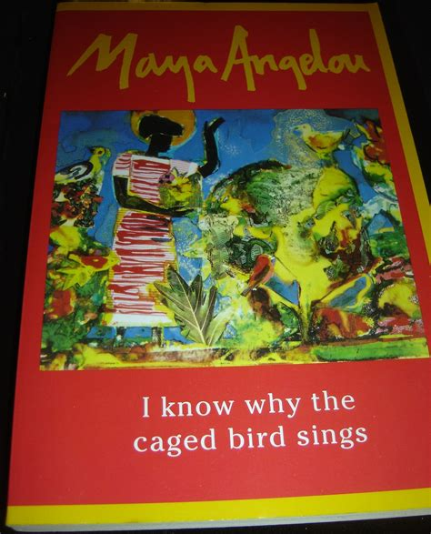 caged books angelou i why the caged bird sings 1993 paperback