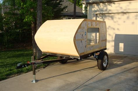 Camper Trailer Kitchen Designs The Next Step Is To Add The Roof Top Tent And Complete The