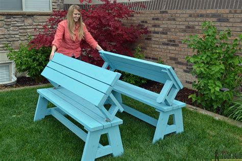 pin  jake ness  diy picnic table picnic table