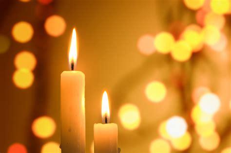Burning Candles Candle Burning River
