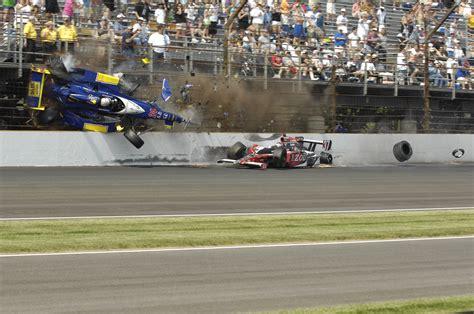 indianapolis car crash news mike conway crash speed sport