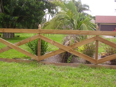 Garden Fencing Ideas Fences On Wire Fence Fence And Wood Fences