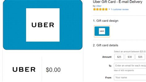 Uber Gift Card Hack - uber on mpx uber giftcards available on amazon doctor of credit
