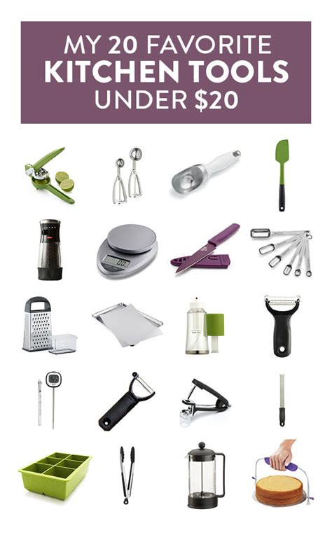 kitchen tools gadgets my favorite 20 kitchen tools 20