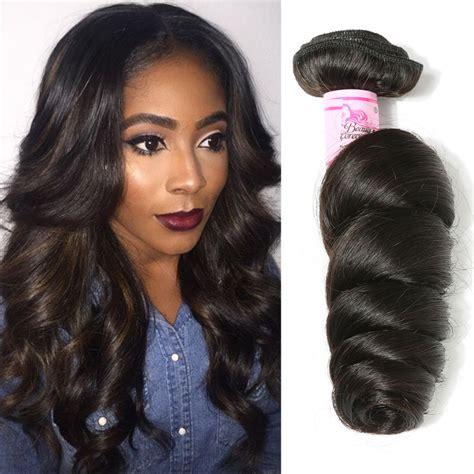 body wave vs loose wave hair extension beautyforever loose wave malaysian hair 3bundles 7a virgin