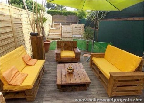 Furniture Made Out Of Pallets » Home Design 2017