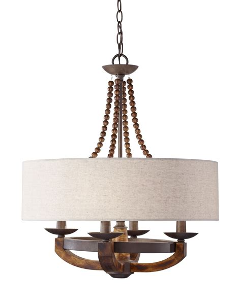 Rustic Chandeliers Murray Feiss F2752 4ri Bwd Adan Chandelier In Rustic Iron