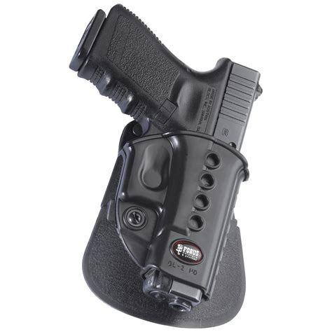 Holster Glock 17 Pobus fobus glock 17 19 22 23 26 27 31 32 33 34 35 holster with mag pouch 153341 holsters at