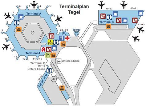 tegel terminal e berlin tegel lufthavn billeje tyskland bedste tilbud